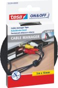 Tesa on&off Cable Manager universal 10mmx5m