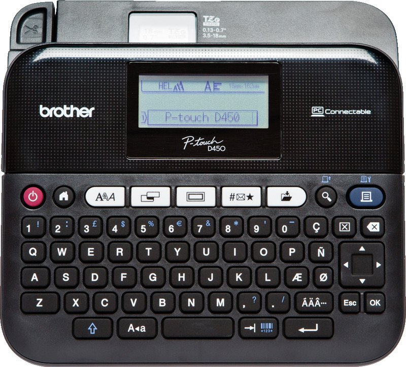 Brother P-touch PT-D450VP Pic2