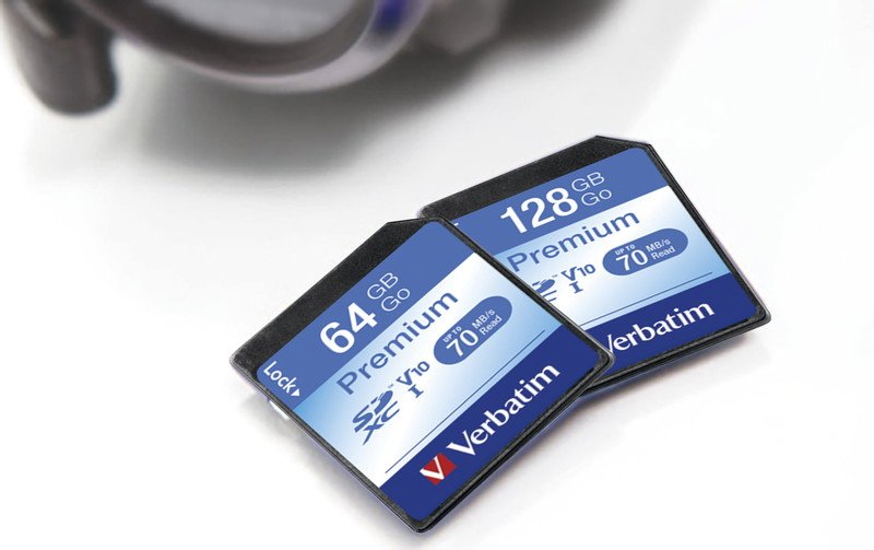 Verbatim Digital SDXC Card 128GB Pic3
