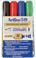 Artline Whiteboard Marker 519 4er Etui