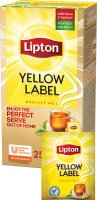 Lipton Teebeutel Yellow Label Schwarztee