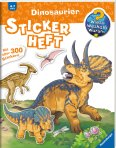 Ravensburger Stickerheft Dinosaurier