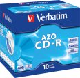 Verbatim CD-R 700MB/80/52x 10er Jewel Case