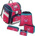 Step by Step Schulrucksack-Set 5teilig  Butterfly Dancer