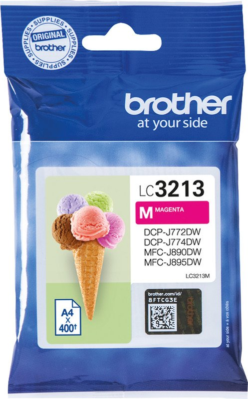 Brother InkJet LC-3213M magenta Pic1