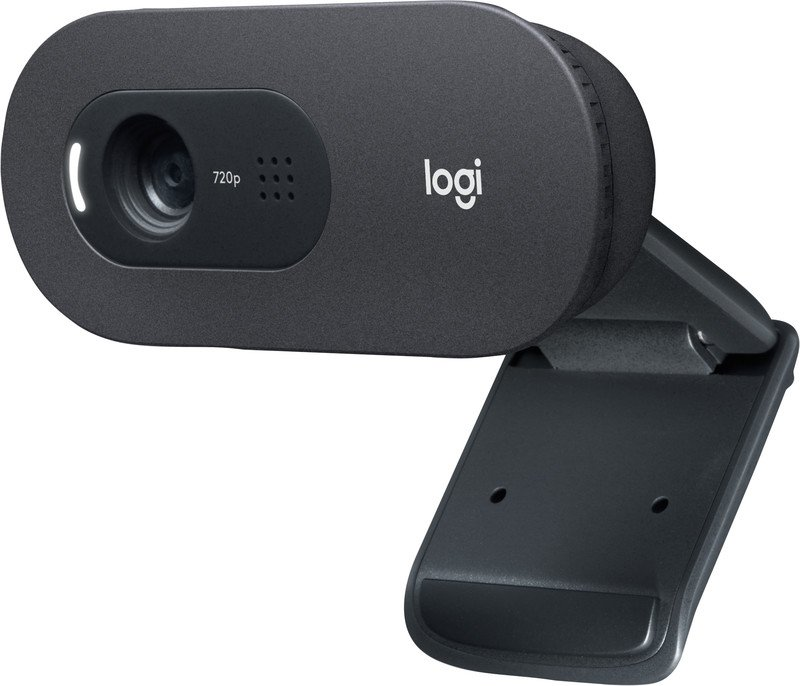 Logitech Webcam Business C505e schwarz Pic1