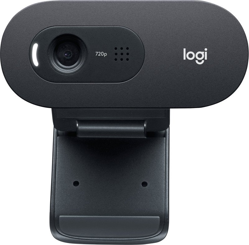 Logitech Webcam Business C505e schwarz Pic3