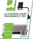 Connect Inkjet Folie A4 Universal à 50