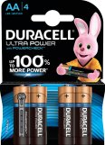 Duracell Batterien Ultra Power LR06 Mignon 1,5V AA à 4