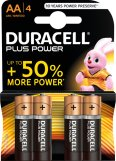 Duracell Batterien Plus Power LR06 Mignon 1.5V AA à 4