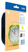 Brother InkJet LC-125XLY yellow