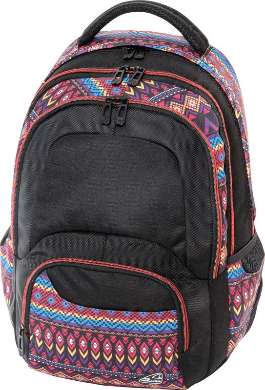 Walker Rucksack Switch Indian Dreams Black Pic1