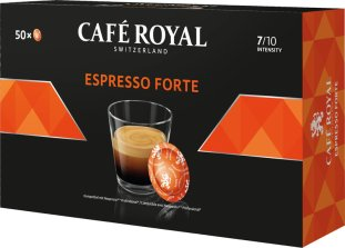 Café Royal Office Pad Espresso Forte à 50 Office Pads Pic1