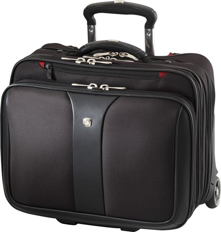 Wenger Trolley Patriot für Notebooks Grösse 15.4