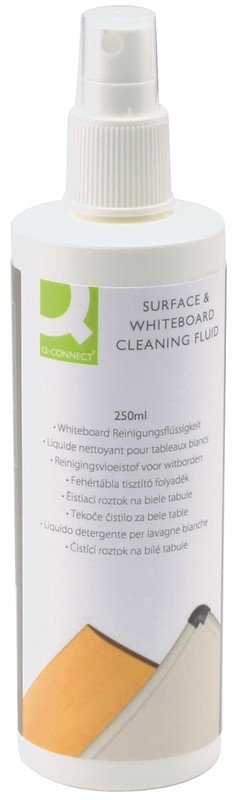 Connect Whiteboard Reinigungsspray 250ml Pic1